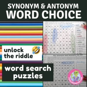 word search puzzle printables
