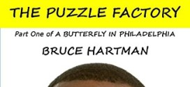 Puzzle Book Freebie | The Puzzle Factory: Part One of A Butterfly in Philadelphia