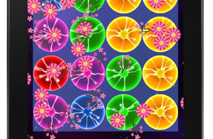 brain and puzzle games for android pretty flowers