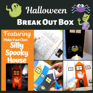Printable Halloween Activities