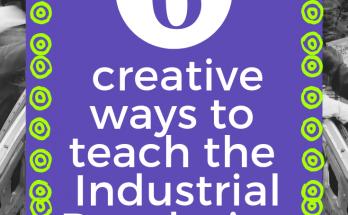 industrial revolution lessons